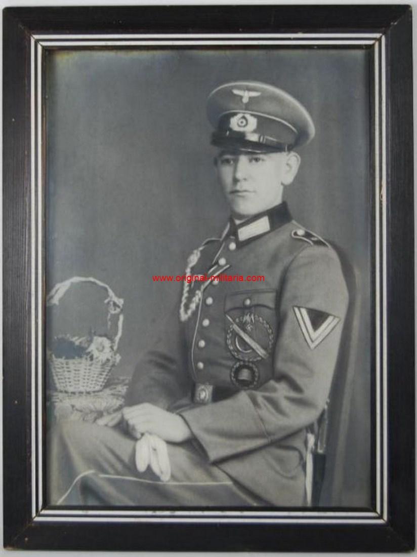 Retrato Mortuorio de un Obergefreiter
